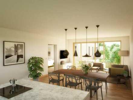 schöne 1-Zimmer Erdgeschosswohnung mit Terrasse