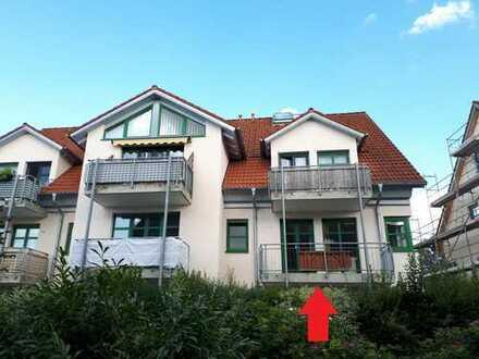 Ansprechende 2-Zimmer-Wohnung in Hüfingen