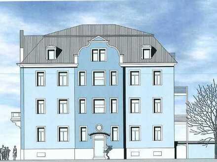 Attraktive Gelegenheit für Kapitalanleger! Zentrumsnahe vermietete 4-Zimmer-Wohnung mit Altbauflair