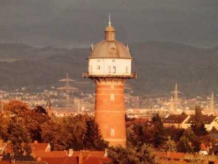 Einzigartiges Wohnen im Wasserturm Mannheim-Feudenheim