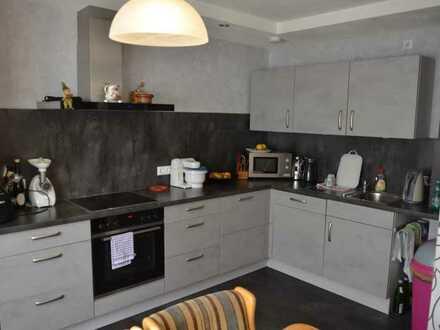 Verkauft! Renoviertes und möbliert! Freistehendes Einfamilienhaus in Lissendorf