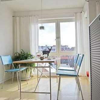 Sonnige Maisonette-Wohnung in Aussichtslage, zentrumsnah