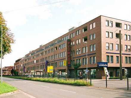 Lichtdurchflutete große Stadtwohnung mit freiem Blick über Münster!