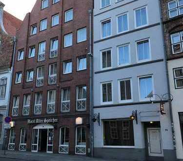 Schönes Hotel inmitten der Lübecker Altstadt mit bestehendem Pachtvertrag
