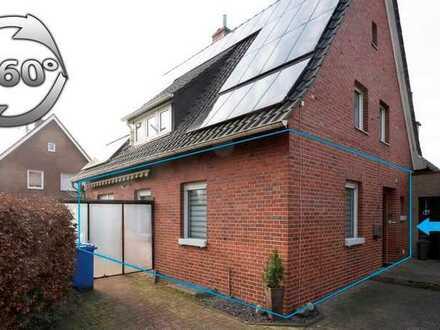 SÜDLOHN - Vermietete Erdgeschosswohnung in innenstadtnaher Lage mit Garten