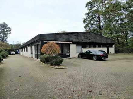 Lukratives Gewerbeobjekt mit acht Büroeinheiten und ein Wohnhaus als solide Kapitalanlage