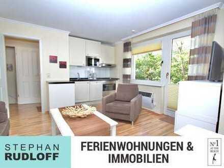 Westerland- 2 Zimmerwhg. m. Westterrasse u. Stellplatz