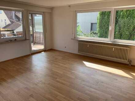 Modernisierte 4+2 Raum-Wohnung mit Balkon und Einbauküche in Freudenstadt