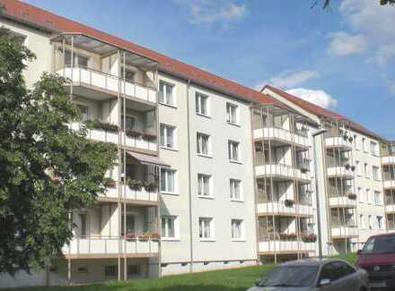 Schöne 4-Raumwohnung in sehr gepflegter Wohnanlage