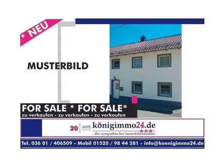 Einfamilienhaus mit Terrasse und kleinem Garten in Bad Tennstedt