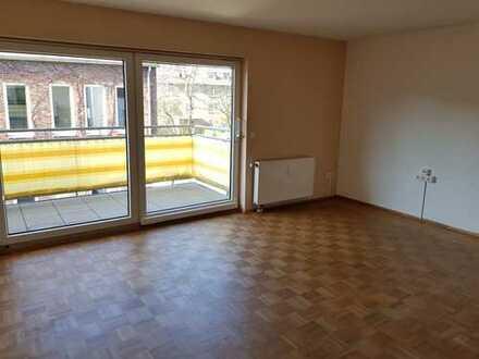Gepflegte 2-Zimmer-Wohnung mit Balkon und Ankleidezimmer in Gelsenkirchen
