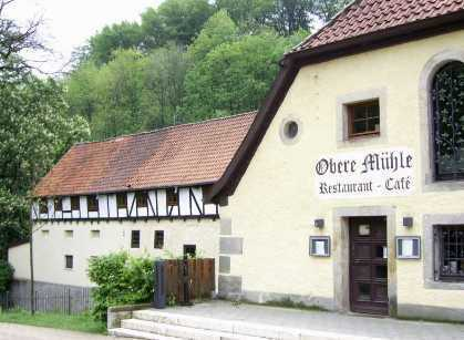 Restaurant Obere Mühle in Detmold