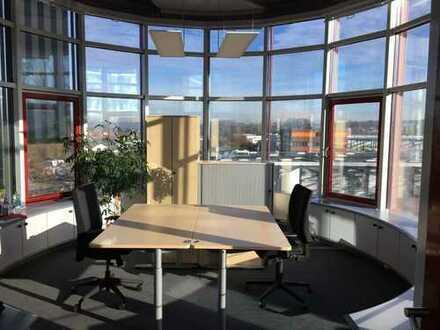 Eine runde Sache - hier gestalten wir Ihr neues Büro