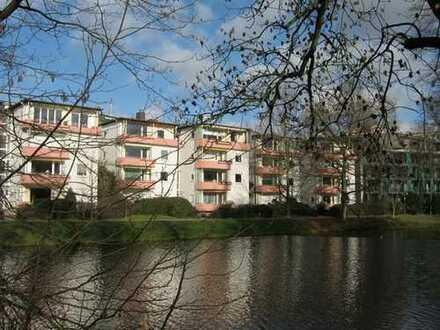 Contrescarpe! Exklusive 3-Zimmer Wohnung in Bestlage in 1. Reihe am Wasser!