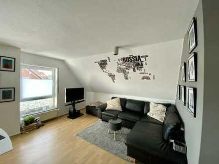 RESERVIERT ** Attraktive 2-Zimmer-Wohnung mit Balkon in Vreden