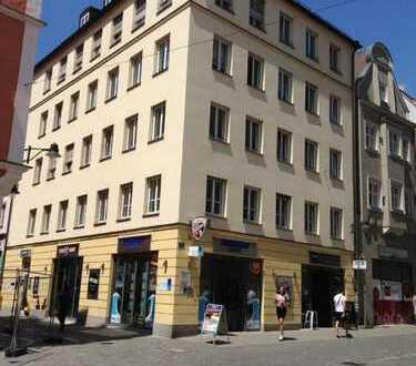 Im Zentrum von Ingolstadt 332,7 m² Gesamtfläche - Eröffnen Sie Ihr neues Geschäft !
