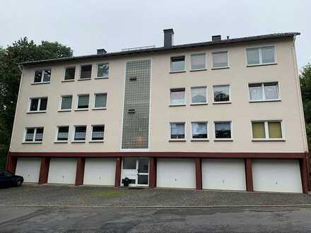 """Sie lieben es """"Grün""""? Schöne 3,0-Zimmer-Wohnung in Ennepetal-Voerde zu vermieten!"""