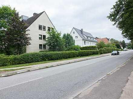 Gemütliche Wohnung (möbliert) im Herzen von Wellingsbüttel.