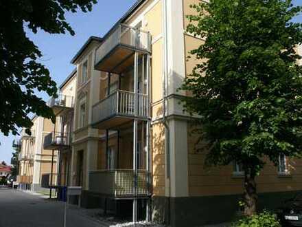 2-Zimmer-Eigentumswohnung mit Balkon in Füssens Innenstadt