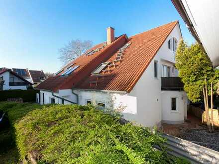 Tobias Grünert Immobilien # Maisonette Wohnung im Dachgeschoss