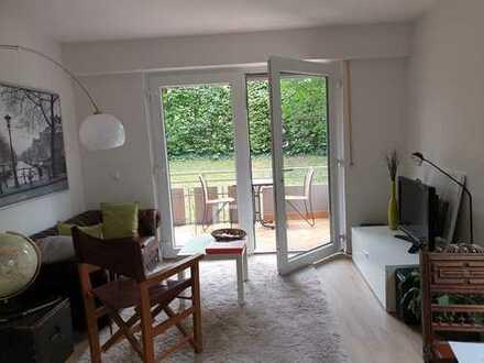 Gut geschnittene 2-Zimmer-Erdgeschoss-Wohnung in guter Lage von Stuttgart-Kaltental