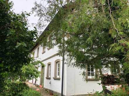 Bauernhaus-Juwel auf dem fränkischen Jura: Hochwertig sanierter 3-Seit-Bauernhof in romantischer Or