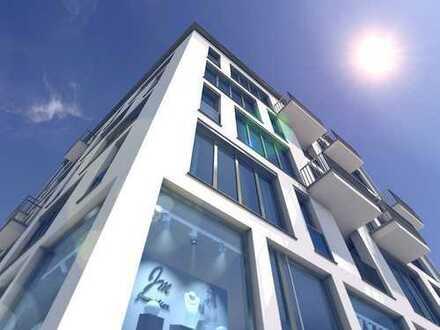 Elegantes Wohlfühlwohnen in Bestlage! 2-Zimmer City-Wohnung mit 2 ruhigen Balkonen