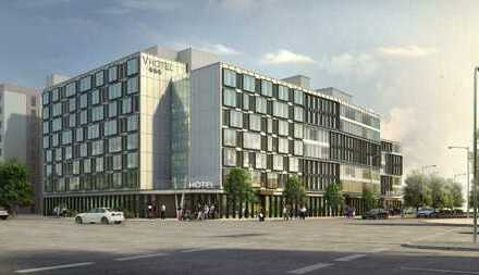 **NEUBAU** Hotelflächen nach Mieterwunsch - repräsentativ, citynah, modern, teilbar