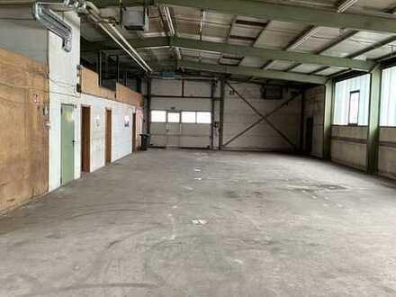 Halle für Verkauf, Service und Produktion