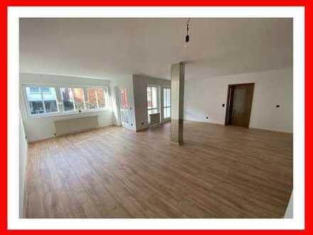 Erstbezug nach Sanierung: schöne 4-Zimmer-Wohnung mit Balkon in Wipperfürth