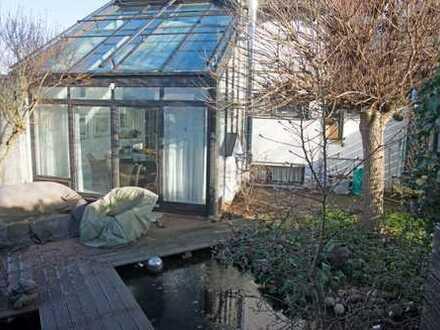 Einfamilienhaus in toller Lage von Roßdorf