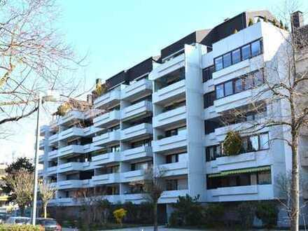 Großzügige 3 Zimmer Wohnung mit 2 Balkonen