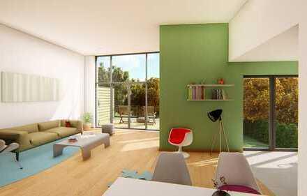 Neubau Loft mit 3 Zimmern
