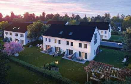 Wohnen im Grünen in Röthenbach a. d. Pegnitz! Familienfreundliches Reihenhaus inkl. Grundstück