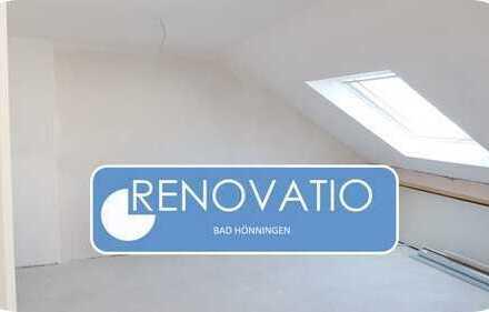 Über den Dächern von Bad Hönningen, großzügige Dachstudiowohnung, Erstbezug