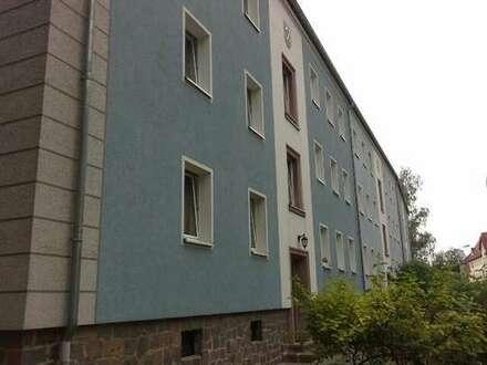 Sanierte 3-Raum-Wohnung in Zwickau/Crossen mit Dusche