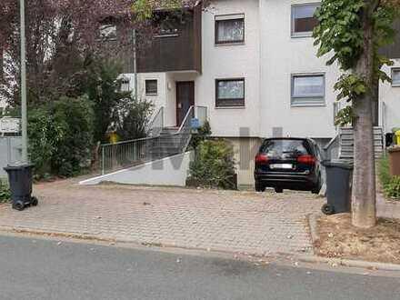 Geräumiges 4-Zi.-RMH mit Garage in ruhiger Lage nahe Frankfurt - Eigenheim für Macher