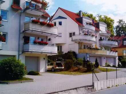 Herrliche 2 Raum WE mit Balkon und PKW Stellplatz für Kapitalanleger WE. Nr.14; vermietet !