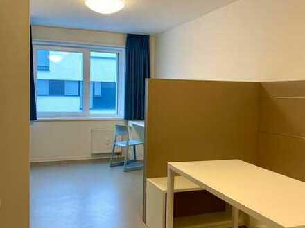 Moderne Apartments in der Heidelberger Bahnstadt