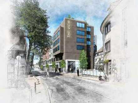 Penthouse 70 qm der besonderen Art im Herzen der Stadt
