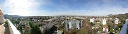 Erstbezug: sonniges Penthouse mit traumhaftem Ausblick