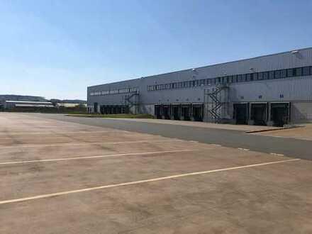Lager- und Logistikflächen an der A45 / A66 - provisionsfrei