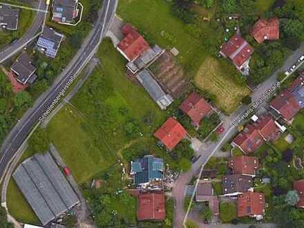 Grundstück im Bieterverfahren in Bamberg zu verkaufen