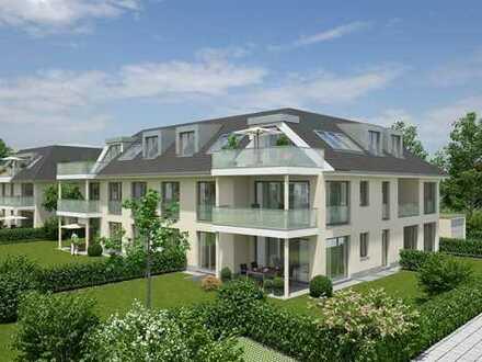 Hochwertige 3-Zimmer Wohnung Unterhaching