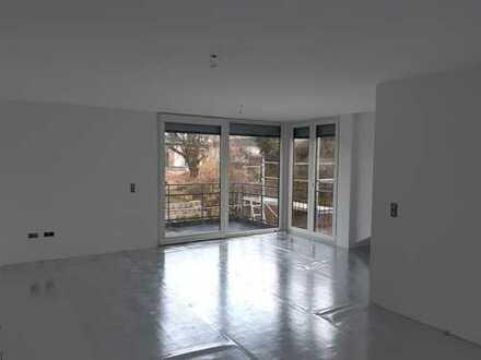 Erstbezug: freundliche 2-Zimmer-DG-Wohnung mit Balkon in Bruchsal-Heidelsheim