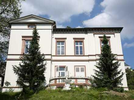 Einzigartige 4-Zi.-Wohnung mit Wellnessbereich im Stadtpalais