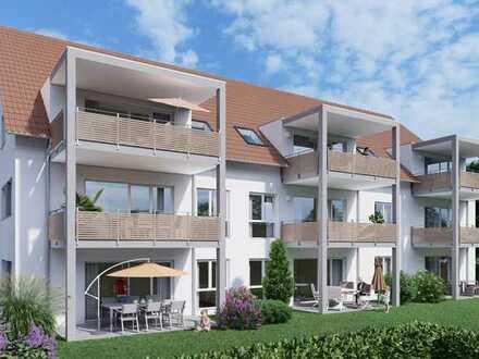 Waldburg – Altersgerechtes Wohnen - Neubau im Zentrum mit großem Balkon