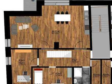 #318 Erstbezug nach Sanierung! 4-ZKB Wohnung - EXKLUSIV