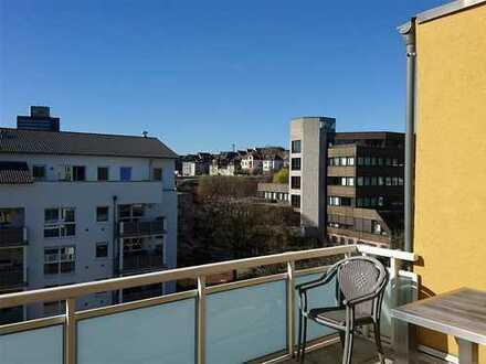 Moderne-Single-Wohnung mit schönem Balkon