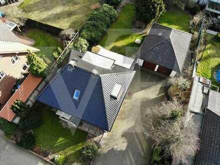 Schönes, geräumiges Einfamilienhaus mit drei Zimmern in Oldenburg, Kreyenbrück